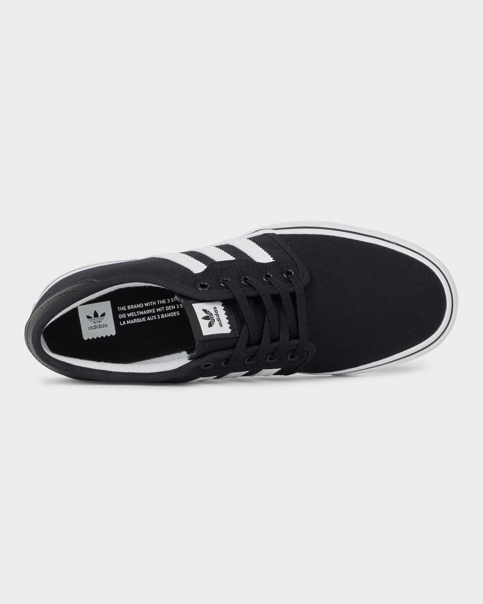 adidas seeley white gum