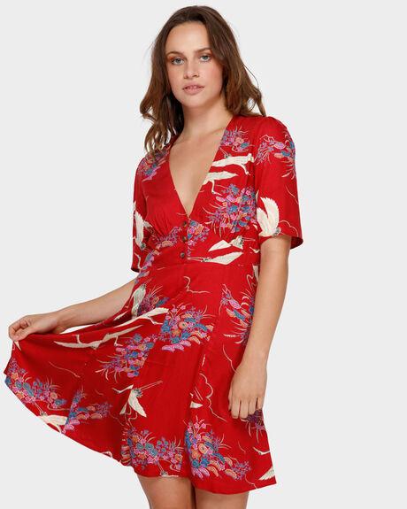 CRANES DRESS