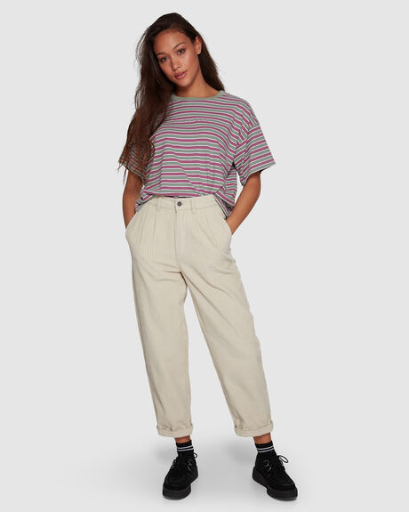 PLUSHED TROUSER