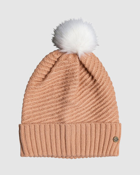 MOON CHILD POM-POM BEANIE