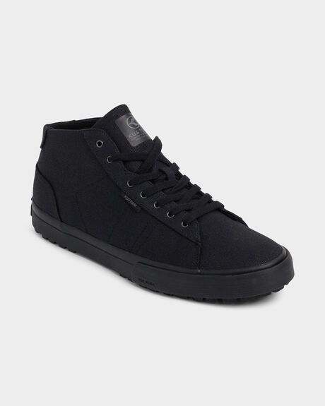 TOWNSEND ALL BLACK SNEAKER