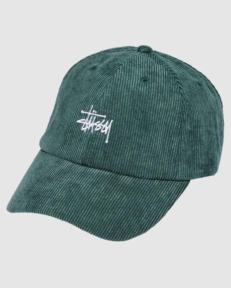 STUSSY GRAFFITI CORD LOW CAP